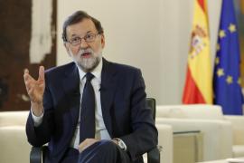 Rajoy a Puigdemont, para «evitar males mayores» debe renunciar a la independencia