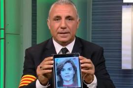 Stoichkov se disculpa con Soraya Sáenz de Santamaría «solo por su hijo»