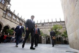 El Constitucional suspende la convocatoria del Parlament del próximo lunes