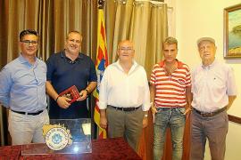 Alfons Martí presenta su libro 'La odisea de los Minorcans' en la Casa de Menorca.