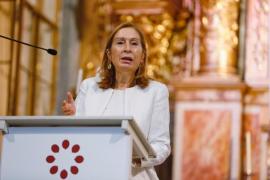 Ana Pastor: «Rajoy es el modelo de persona que necesita España para un momento como este»