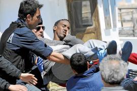 Italia dará permisos temporales a los miles de inmigrantes llegados en los últimos meses