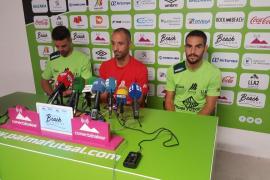 Vadillo: «Me preocupa más mi equipo que el rival»