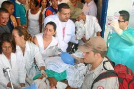 Un hombre irrumpe en una escuela de Brasil y mata a tiros a once estudiantes