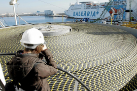 El juez decreta la reanudación de las obras del cable eléctrico en su tramo valenciano