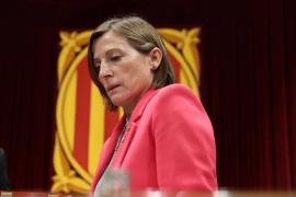 Forcadell critica la decisión del TC y asegura que el pleno no está convocado