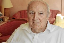 Fallece el padre Llompart, teólogo e historiador