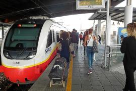 Malestar entre los usuarios por la falta de interventores en los trenes