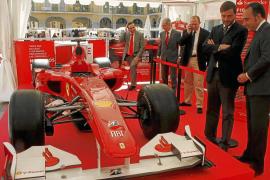 Sepang mide la distancia entre Red Bull y Ferrari