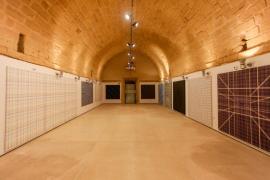 Exposición del pintor Asensio en Es Polvorí