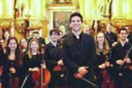 La Orquestra de Cambra de Mallorca recala en Porreres con piezas de Beethoven y Haydn