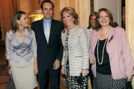 Bauzá defiende en Madrid la entrada de capital privado en las empresas públicas
