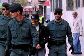 Quince detenidos y 12 kilos de cocaína intervenidos, balance de la 'operación Buitre'