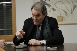 """Artur Mas afirma que Cataluña no está preparada para """"la independencia real"""""""