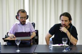 Iglesias avisa de que la declaración de independencia daría argumentos a Rajoy para «aplicar medidas duras»
