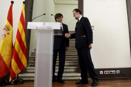 Rajoy; cazurro; Puigdemont, maquiavélico y 'zumbao'. Y la marca España y el pactismo catalán, a tomar viento