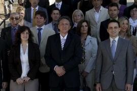 Munar cree que «no hay ninguna posibilidad» de que CxI no esté en Cort