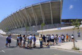 El estadio Lluís Sitjar entra en campaña