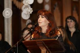 Maria del Mar Bonet, Medalla de Oro al Mérito en las Bellas Artes
