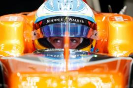 35 puestos de sanción para Fernando Alonso