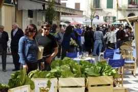 """Som el que sembram"", lema de la V Diada de Agricultura Ecológica"