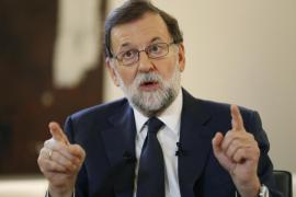 Rajoy: «El Gobierno va a impedir que cualquier declaración de independencia se plasme en algo»