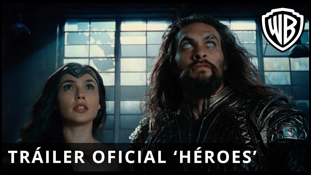 Clark Kent, en el nuevo tráiler de 'Liga de la Justicia'