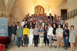 Cort rinde homenaje a dos funcionarios imputados por corrupción en Palma