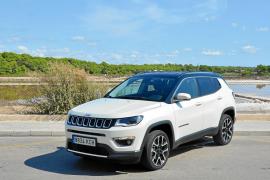 Nuevo Jeep Compass: Un todo camino superpráctico