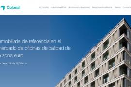 La inmobiliaria Colonial traslada su sede social de Barcelona a Madrid