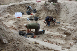 Las excavaciones de la fosa de Montuïri concluyen sin localizar los cuerpos