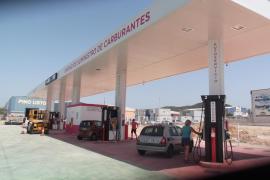 Una sentencia avala la licencia de la gasolinera 'low cost' de Son Bugadelles