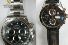 Detenido en Ibiza por comprar relojes robados de más de 25.000 euros
