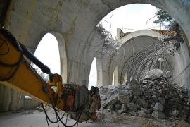 Estellencs quedará de nuevo con un solo acceso por obras en el túnel de Andratx