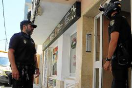Arrestado por tocarle los pechos a una joven y causar altercados en un bar de Palma
