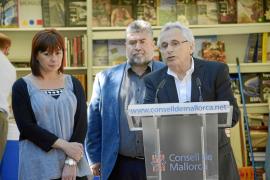 Guillem Frontera defiende el «libro vivido» en el pregón de la Fira del Llibre Antic