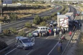 Al menos 5 muertos en un accidente múltiple en Murcia