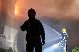 Condenado por falsificar su currículum para bombero en Palma