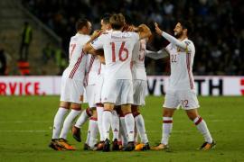Illarramendi da el triunfo a España ante Israel y pone el broche a una clasificación perfecta