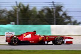 El difícil objetivo del podio para Fernando Alonso