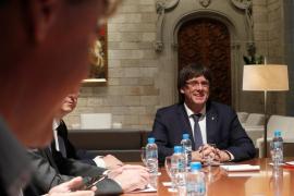 La Generalitat fijó tres posibles escenarios para crear un «Estado propio» e independiente