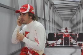 Alonso: «mañana intentaremos hacer una buena salida»