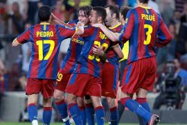 El Barça sufre ante el colista, a una semana del clásico