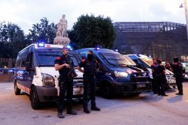 Los Mossos cierran el parque donde está el Parlament de Cataluña por motivos de seguridad