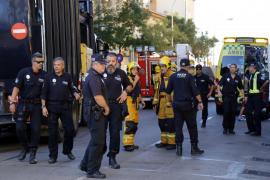 Fallece la mujer que fue atropellada por un camión de basura en Palma