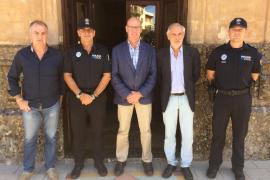 Sergi Torrandell Gornés, nuevo Inspector Jefe de la Policía Local de Llucmajor