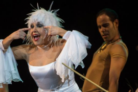 Loles León protagoniza 'Oh Cuba!' en el Auditòrium de Palma