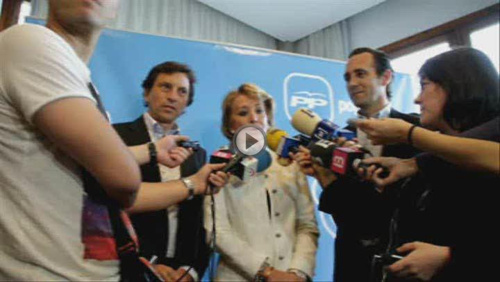 Aguirre: «El 22-M es una oportunidad de ciudadanos para censurar al Gobierno»