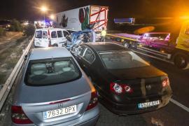 Detenido el camionero implicado en el accidente en que murieron 5 personas en Murcia