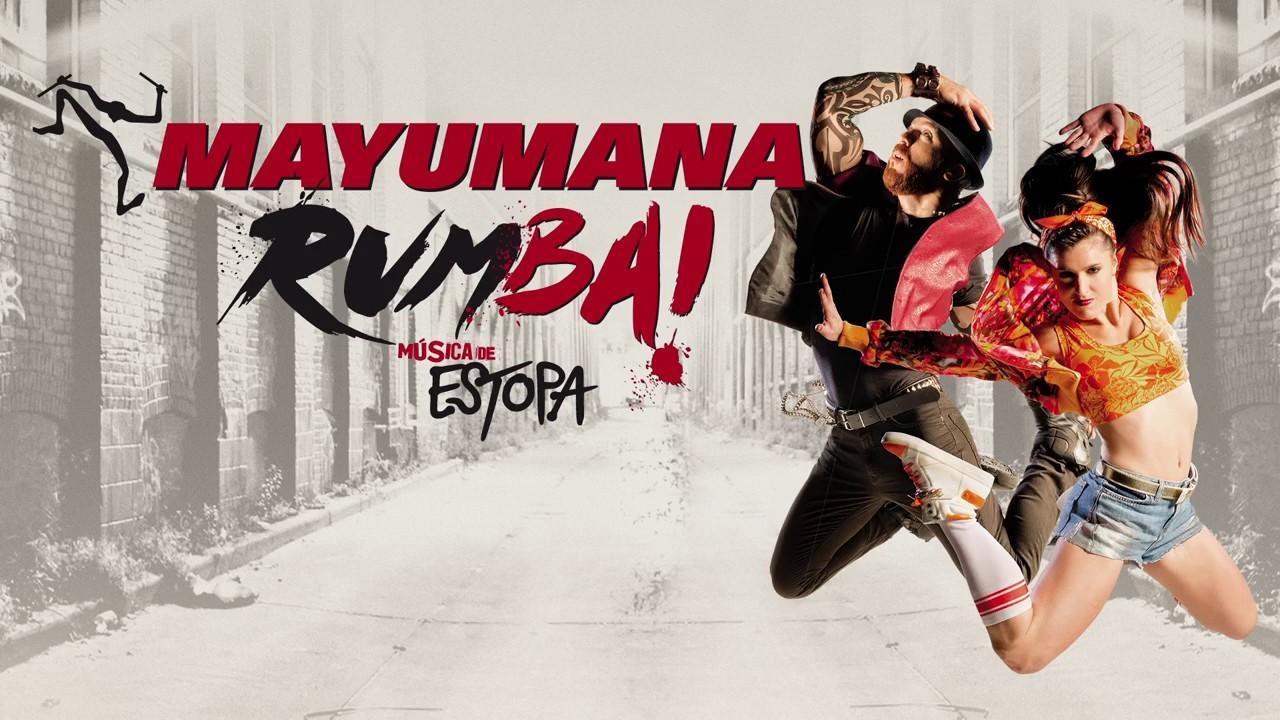 Las ritmos de Mayumana suenan en el Auditórium de Palma